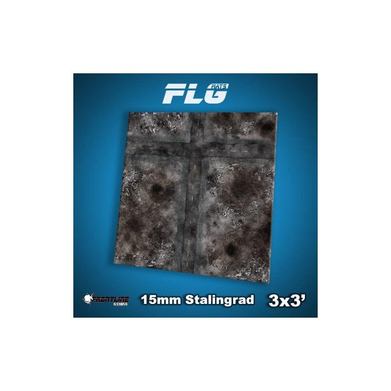 FLG Mats 15mm Stalingrad 3X3