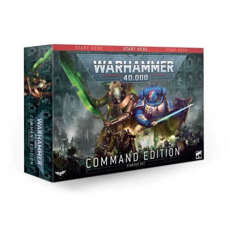 Warhammer 40000: Edition État-major