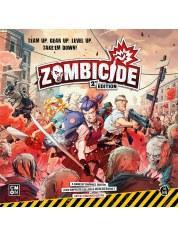 Zombicide : 2e edition jeu