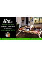 Bazar ludique - Jeux et figurines - 6 Septembre 2020 à Lévis