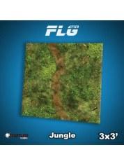 FLG Mats Jungle 3X3