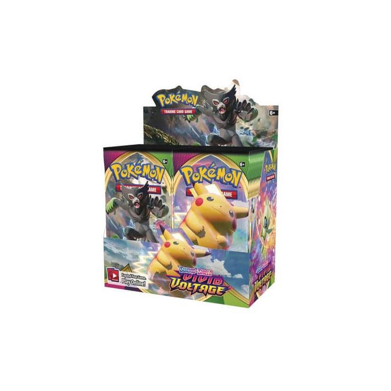 Pokemon Vivid Voltage Booster Box