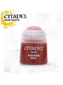 Citadel : Khorn red