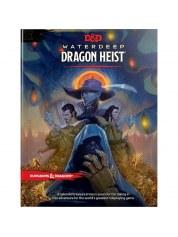 Donjons & Dragons 5e - Waterdeep Le Vol Des Dragons