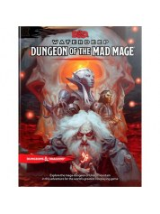 Donjons & Dragons: Waterdeep Le Donjon Du Mage Dement