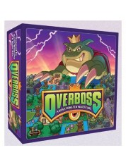 Overboss: A Boss Monster Adventure boardgame