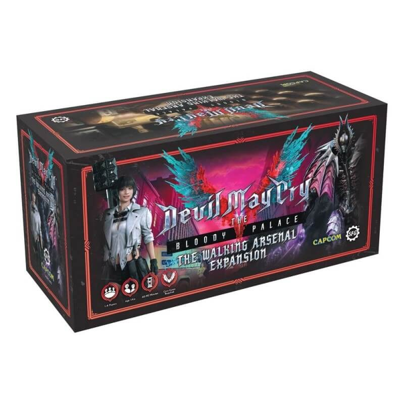 Devil May Cry: The Bloody Palace: The Walking Arsenal Expansion