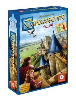 Carcassonne base 2.0 jeu