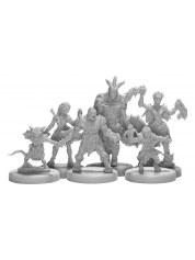 Gloomhaven figurines