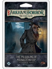 Barkham Horror: The Meddling of Meowlathotep game
