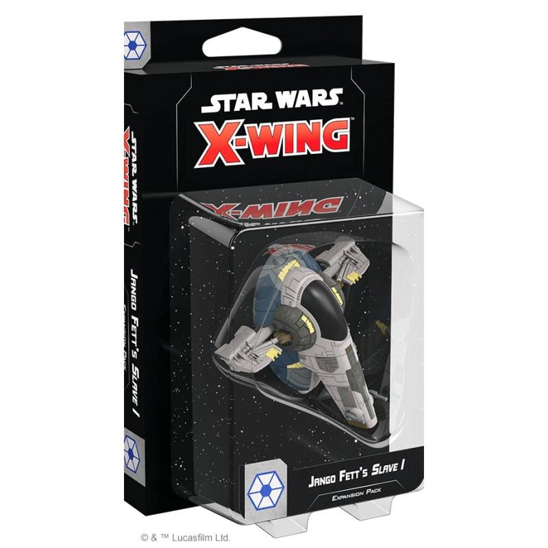 X-Wing 2nd Ed: Jango Fett'S Slave 1