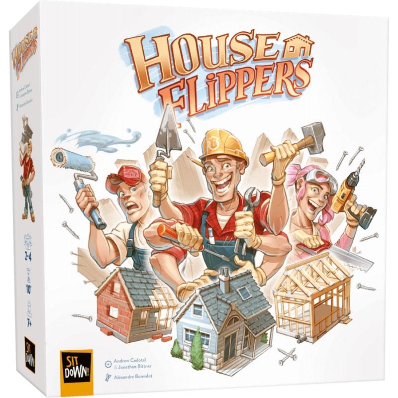 House Flippers jeu