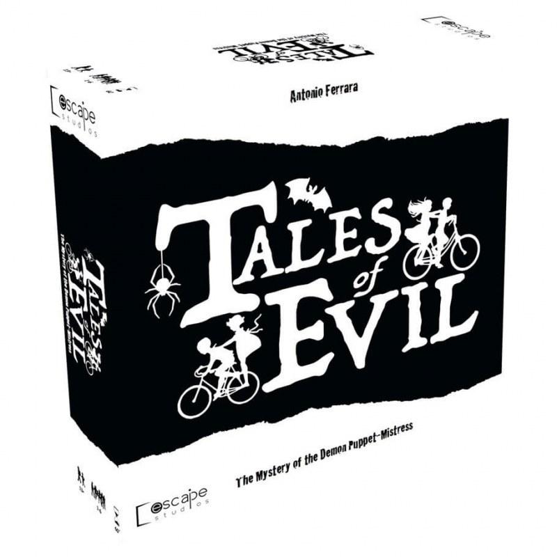 Tales of Evil  jeu