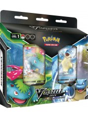 Pokemon V Battle Deck Venusaur vs Blastoise