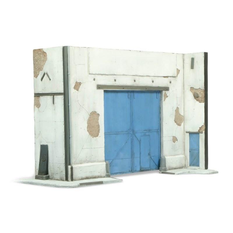 Vallejo: Scenery Factory Gate 1/72
