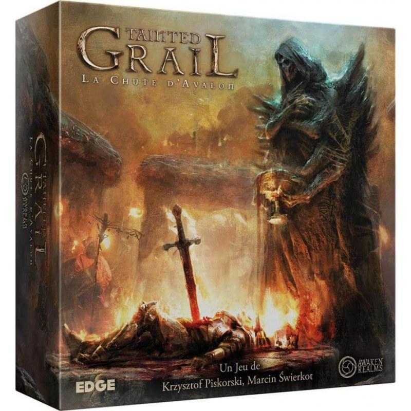Tainted Grail - La Chute D'Avalon jeu