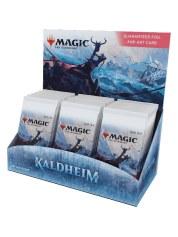 MTG: Kaldheim Set 30 Boosters box
