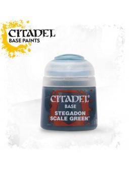 Citadel : Stegadon Scale Green base