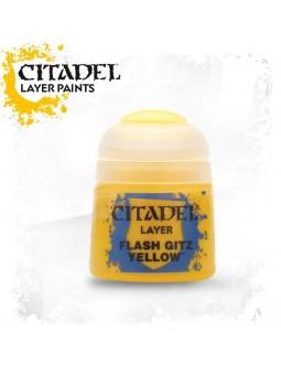 Citadel : Flash Gitz Yellow layer