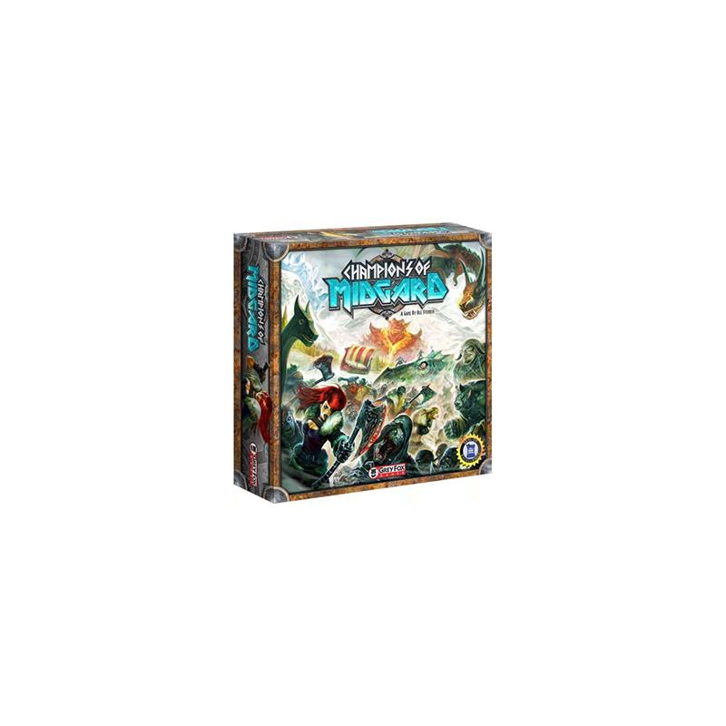 Champions jeu of Midgaard