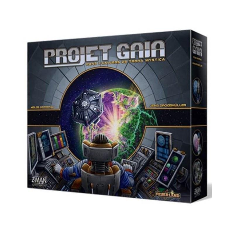 Projet Gaia jeu