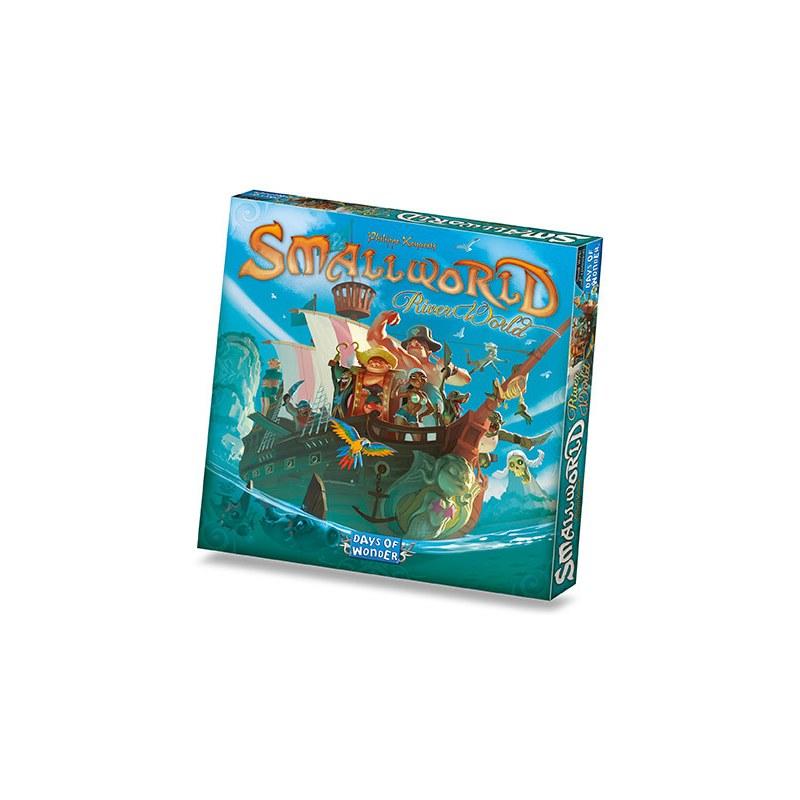 Small World: Riverworld  jeu