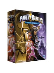 Power Rangers Deck-Building Game jeu