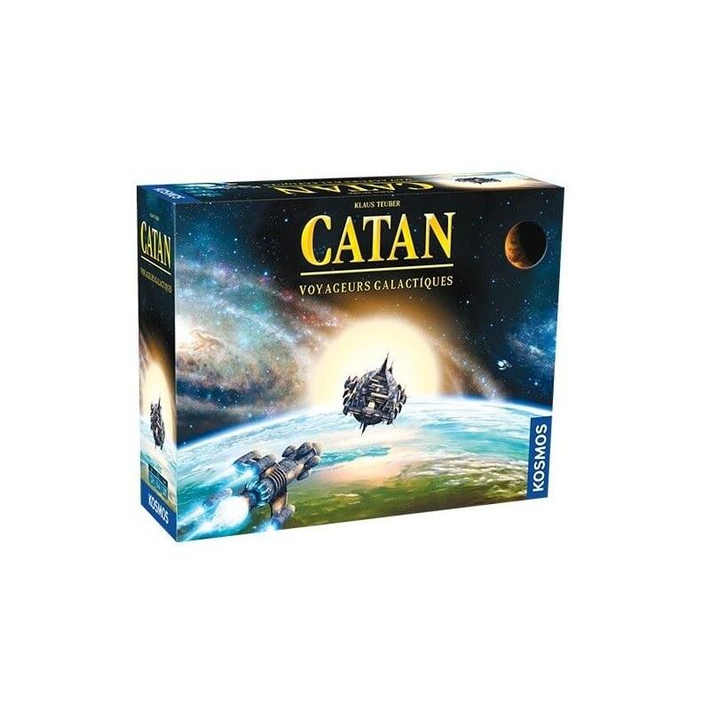 Catan: Voyageurs Galactiques jeu