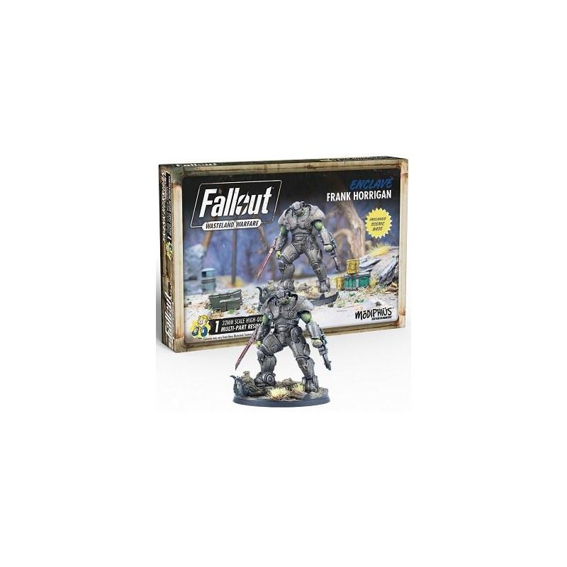 Fallout Wasteland Warfare: Enclave Frank Horrigan