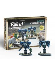 Fallout Wasteland Warfare: Securitron Enforcers