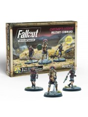 Fallout Wasteland Warfare: Caesar's Leg Military