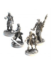 Tainted Grail - La Chute D'Avalon - figurines