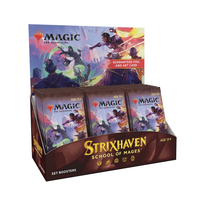 MTG Strixhaven Set Booster Box