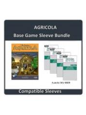 Sleeve Bundle Agricola jeu de base