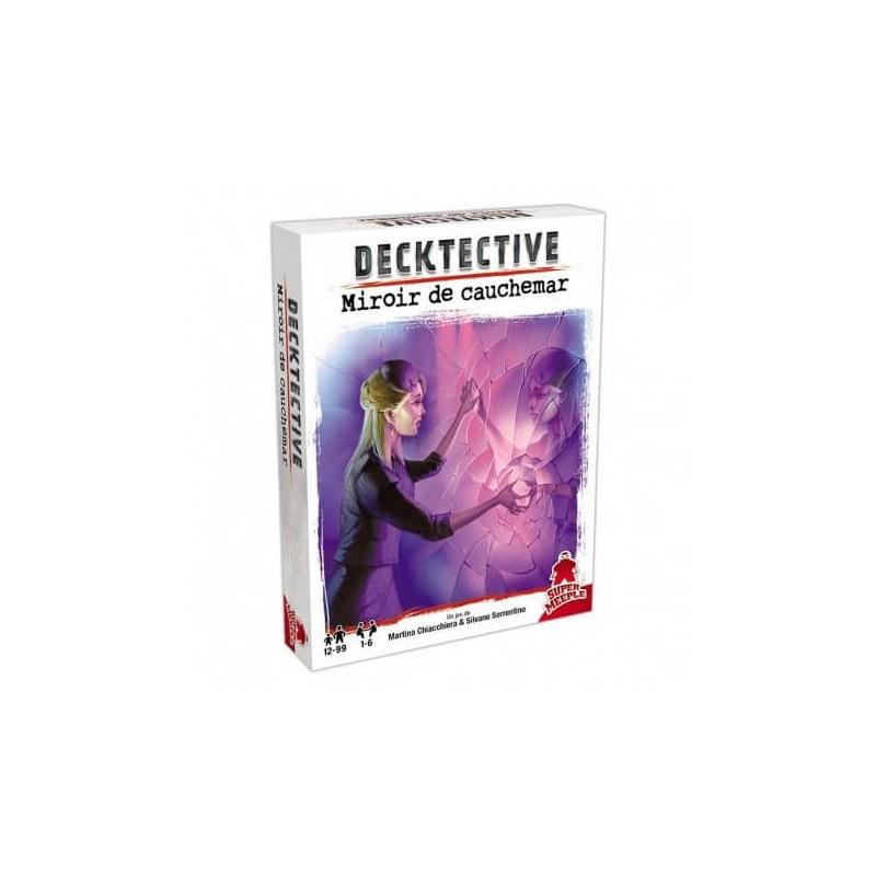 Decktective 3: Miroir de Cauchemar jeu