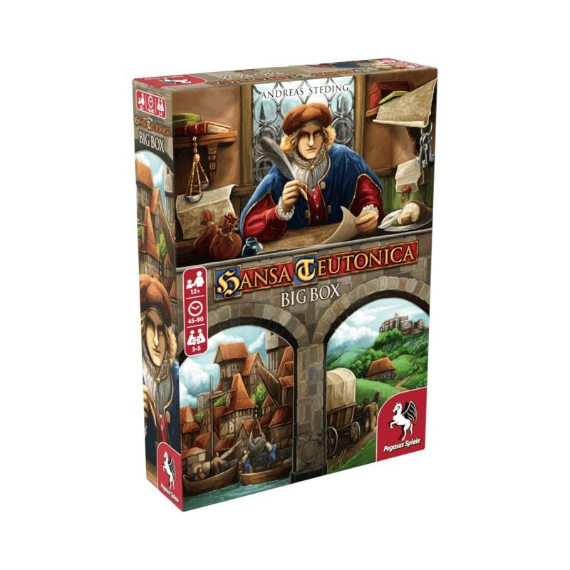 Hansa Teutonica Big Box jeu