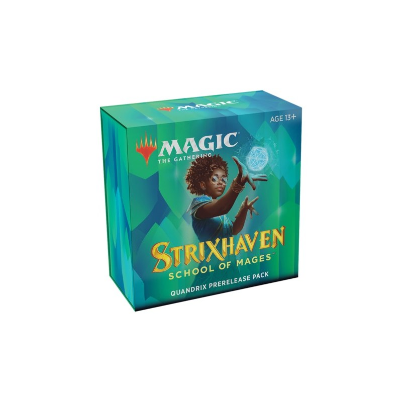 MTG Strixhaven Pre-release pack + 2 boosters