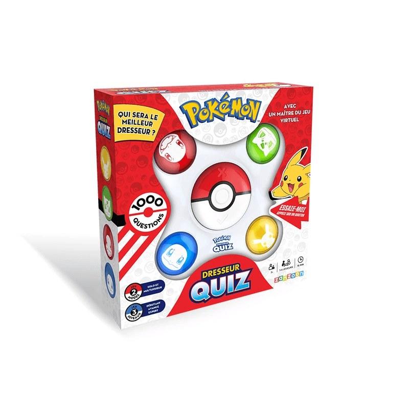 Pokémon Dresseur Quiz jeu