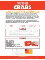 You've got crabs règles