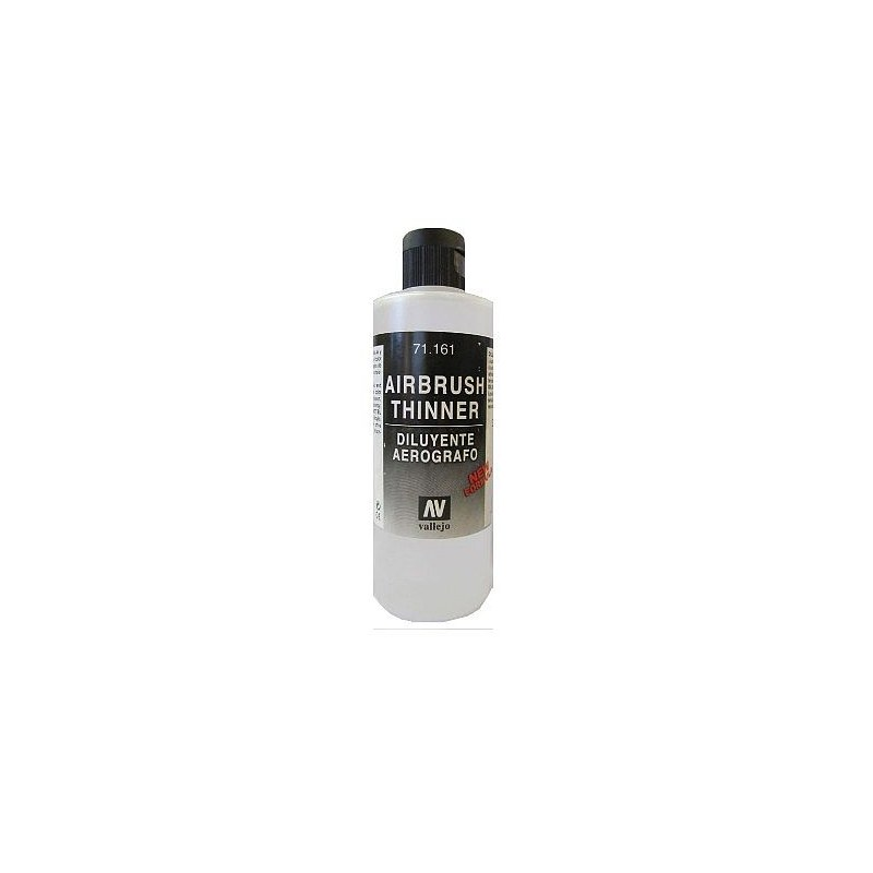 Vallejo: Model Air Auxiliary Airbrush Thinner 200ml