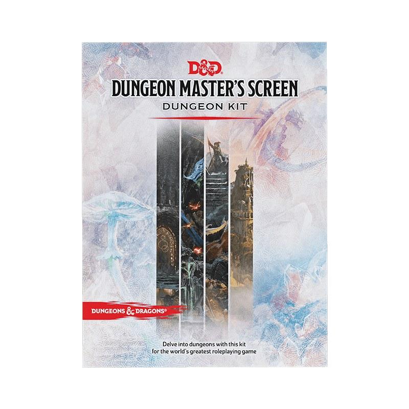 Dungeons & Dragons: Dungeon Master's Screen Dungeon