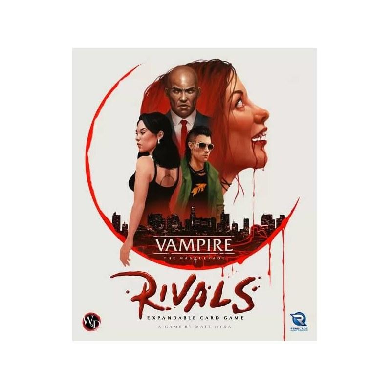 Vampire The Masquerade Rivals Expandable