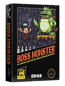 Boss Monster jeu