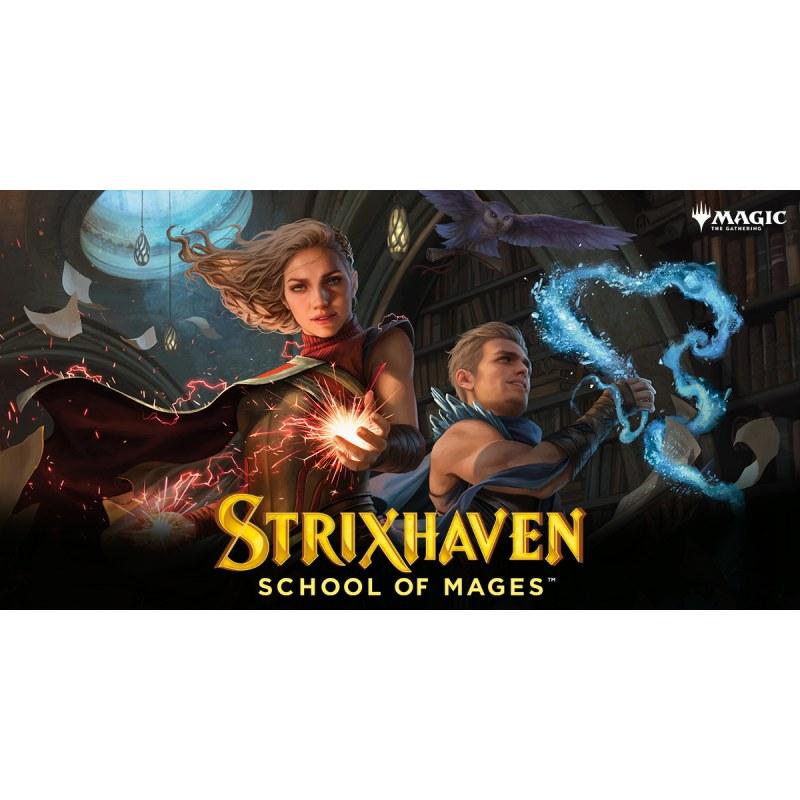 Pre-release Strixhaven - 25/06/2021