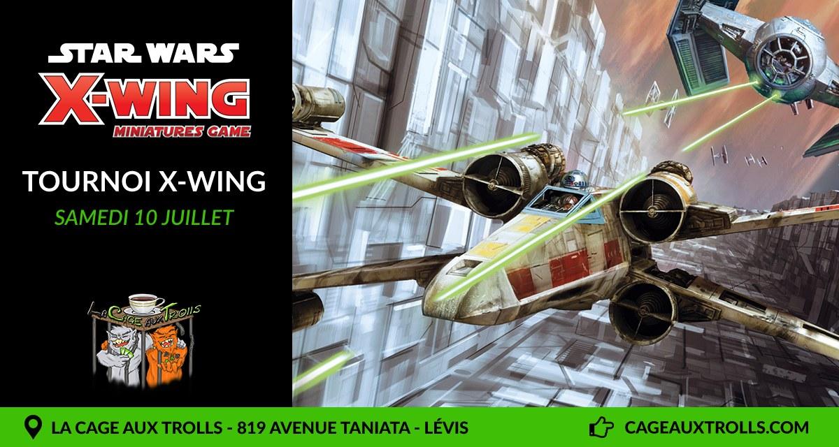 Tournoi X-Wing - 10/07/2021