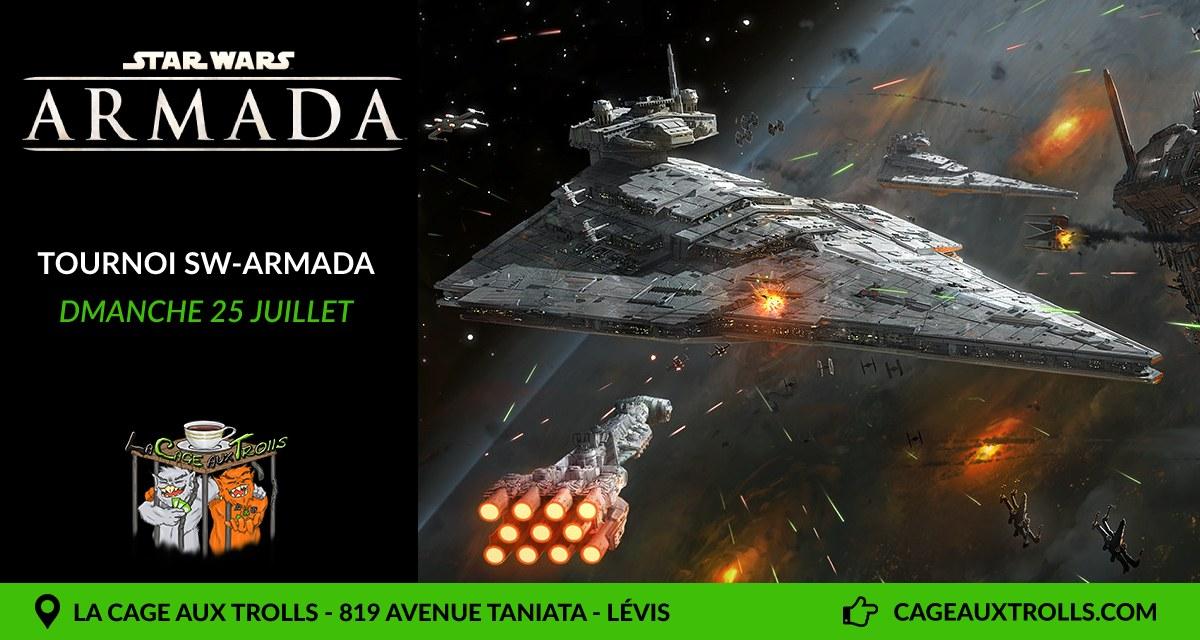 Tournoi Star Wars Armada - 25/07/2021