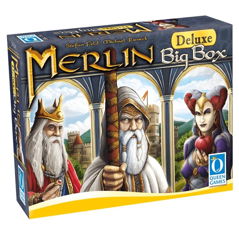 Merlin Deluxe Big Box jeu