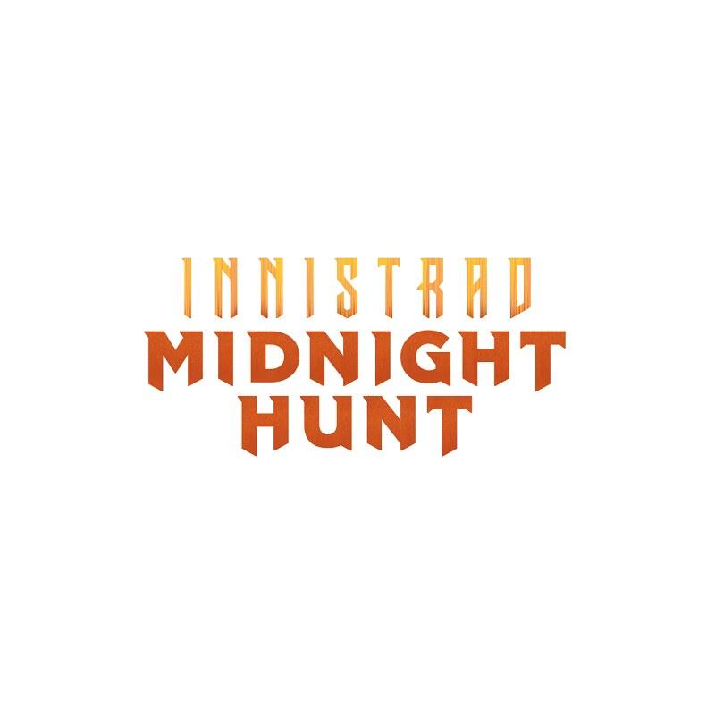 MTG Innistrad Midnight Hunt Collector Booster Box