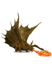 DND Icons: Adult Gold Dragon