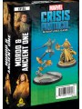 Marvel Crisis Protocol: Mordo & Ancient One Character Pack